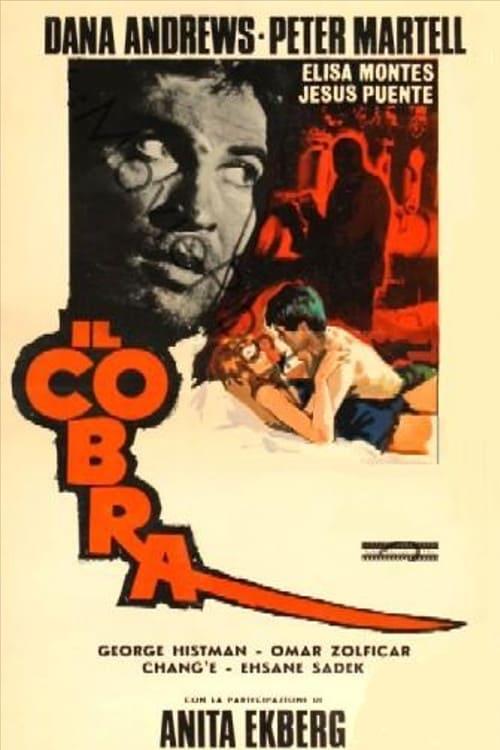 Poster von Die Cobra