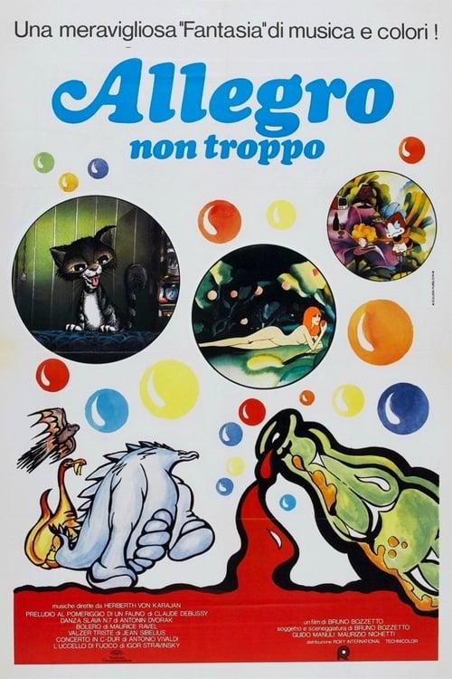 ★ Allegro non troppo (1976) streaming Disney+ HD