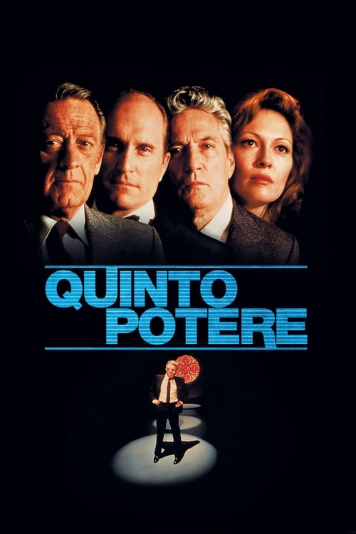 Quinto potere film en streaming