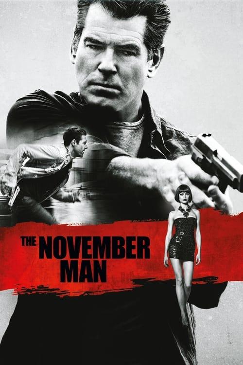 Poster von The November Man