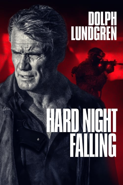 Hard Night Falling Affiche de film