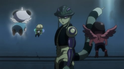 Hunter x Hunter: Season 2 – Episode Flash x And x Start