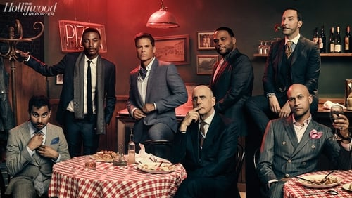 Close Up with The Hollywood Reporter: Season 2 – Episod Comedy Actors