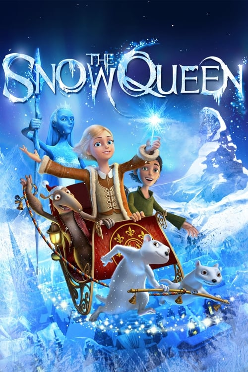 The Snow Queen 2012 480p BluRay Dual Audio In Hindi English
