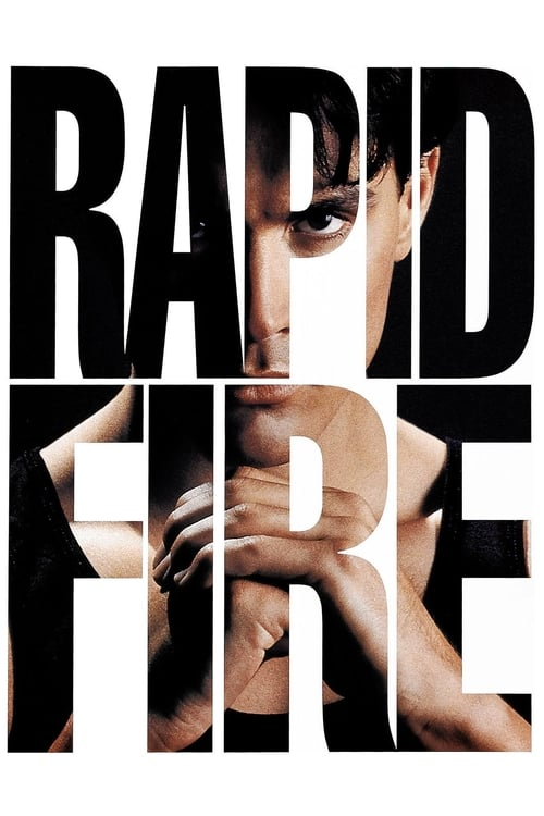 Rapid Fire (1992) Poster