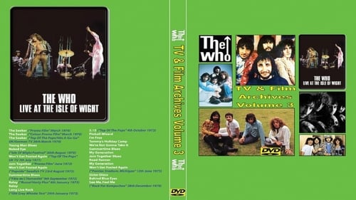Ver pelicula The Who - TV & Film Archives Vol. 3 (1970-1979) Online