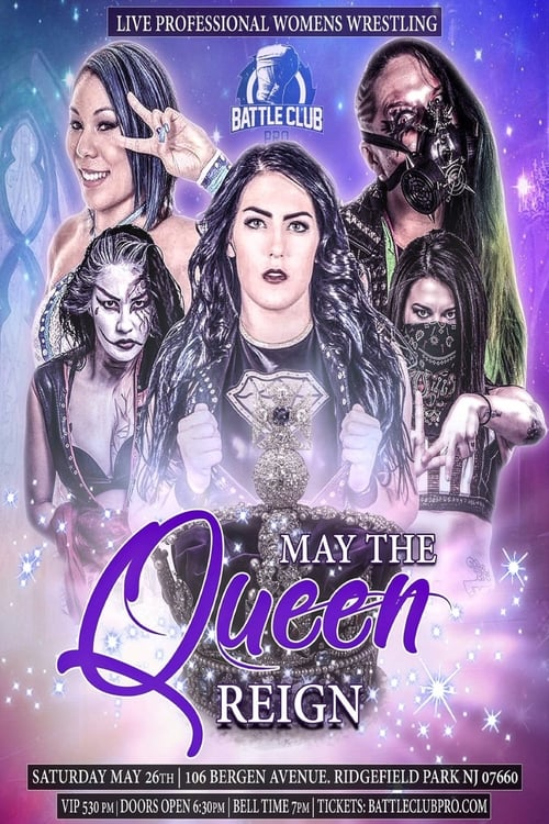 BCP: May The Queen Reign