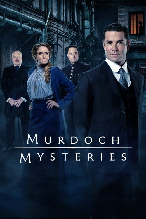 Murdoch Mysteries-Azwaad Movie Database