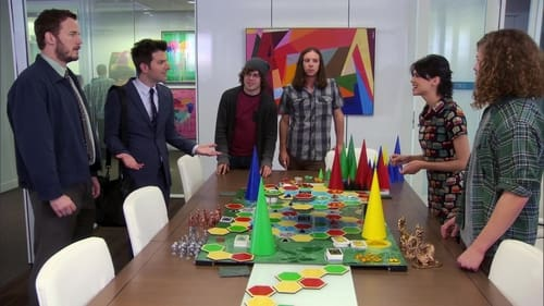 Parks and Recreation - Season 6 - Episode 21: Moving Up, Part 1