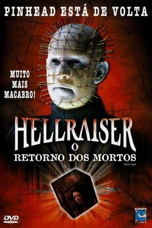 Assistir Hellraiser VII - O Retorno dos Mortos Duplicado Completo