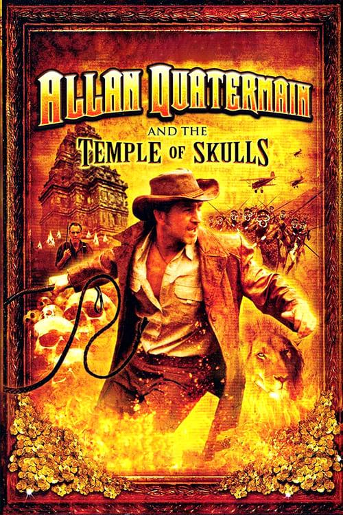 Mira La Película Allan Quatermain y el Templo de las Calaveras En Buena Calidad Hd 720p