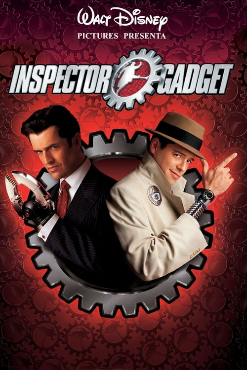 Imagen Inspector Gadget