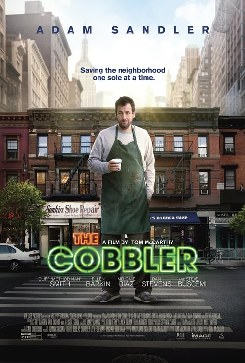 Download The Cobbler (2014) Best Quality Movie