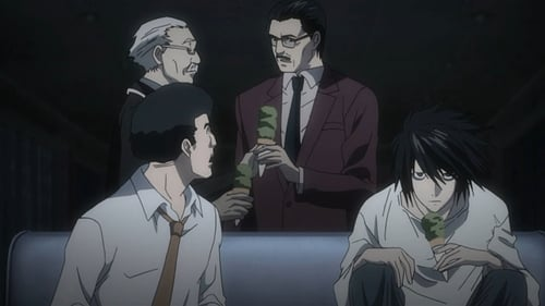 Death Note: Season 1 – Episode Glare