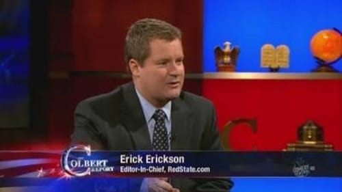 The Colbert Report 2010 Blueray: Season 6 – Episode Erick Erickson