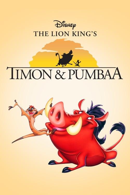 The Lion King's Timon & Pumbaa-Azwaad Movie Database