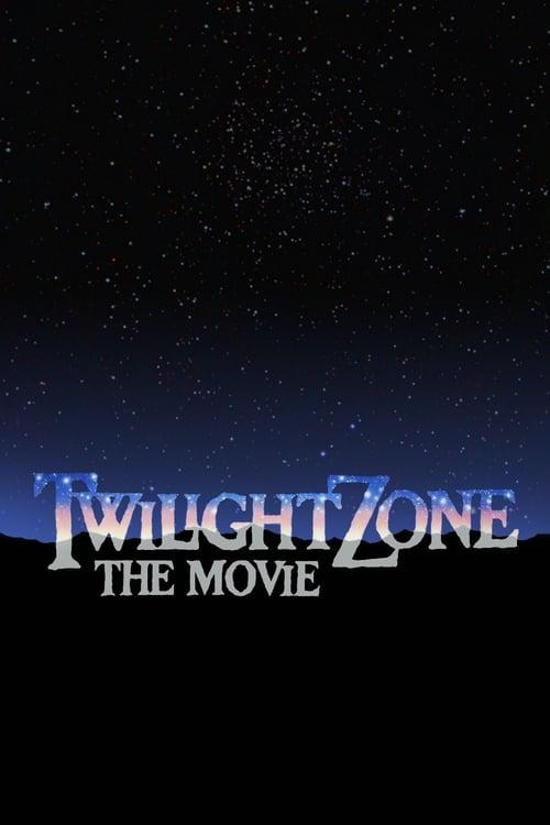 Twilight Zone: The Movie Poster