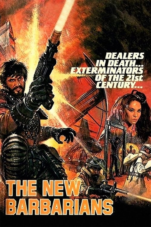 The New Barbarians (1984)