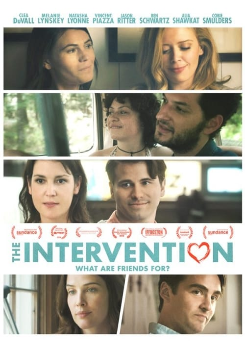 The Intervention (2016) Poster