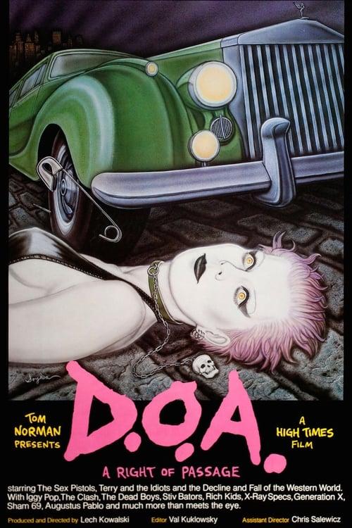 D.O.A. (1981)