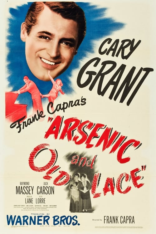Download Arsenic and Old Lace (1944) Best Quality Movie