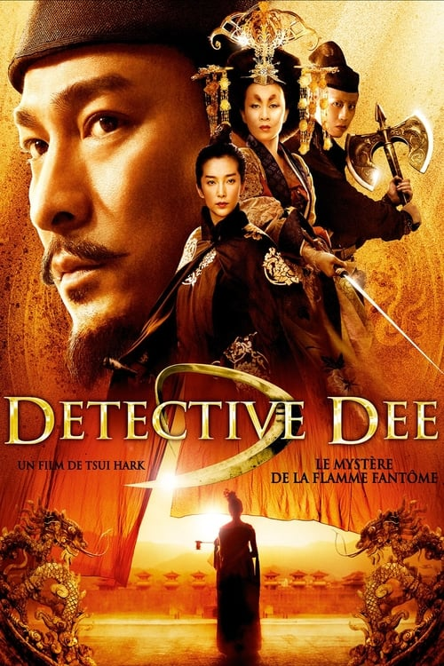 Download Detective Dee and the Mystery of the Phantom Flame (2010) Movie Free Online