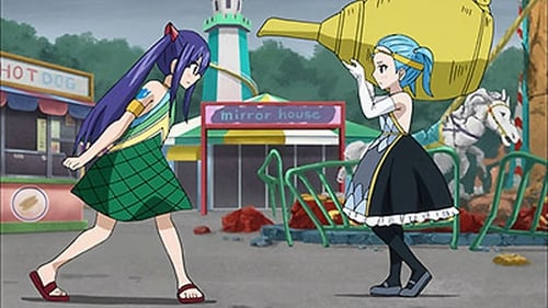 Fairy Tail: Season 5 – Episode Wendy vs. Aquarius - Let's Have Fun in the Amusement Park!