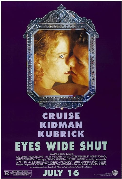 The poster of Eyes Wide Shut