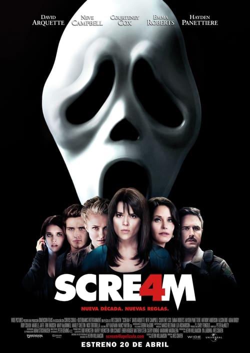 Imagen Scream 4