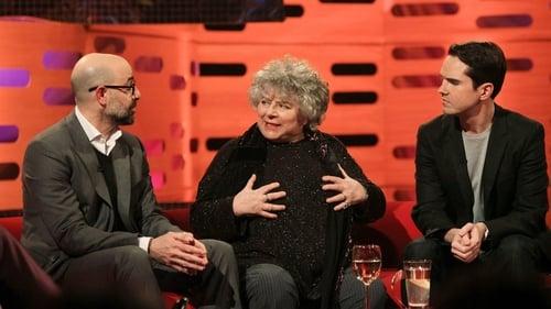 The Graham Norton Show: Season 8 – Episod Stanley Tucci, Miriam Margolyes, Jimmy Carr, Bruno Mars