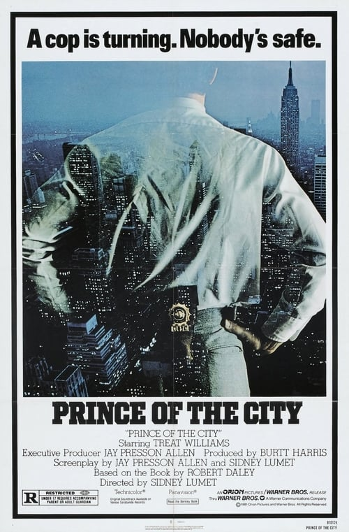 Download Prince of the City (1981) Movie Free Online