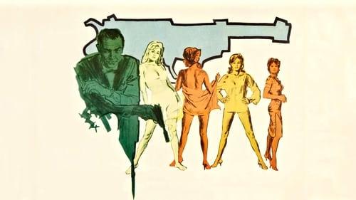 Les Sous-titres James Bond 007 contre Dr. No (1962) dans Français Téléchargement Gratuit | 720p BrRip x264