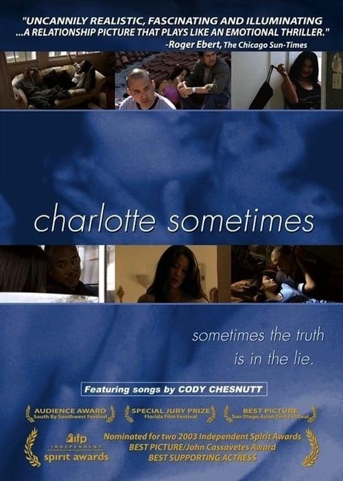 Ver pelicula Charlotte Sometimes Online