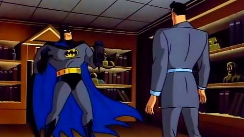 Batman: The Animated Series: Season 1 – Episod Moon of the Wolf