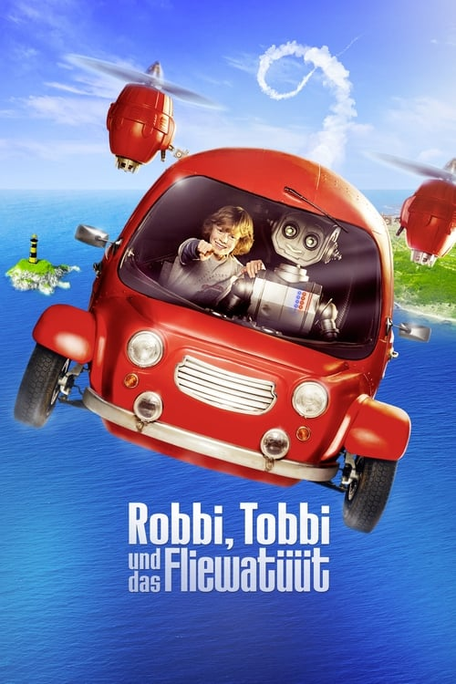 Watch Robby and Toby's Fantastic Voyager (2016) in English Online Free