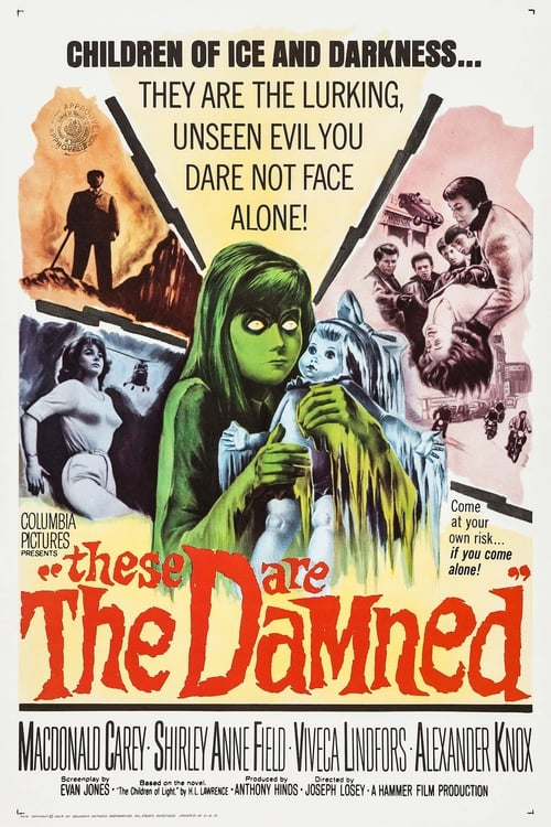 The Damned (1963) Poster