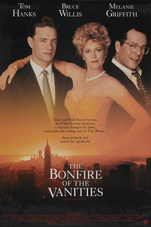 Watch The Bonfire of the Vanities (1990) Movie Free Online