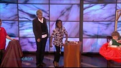 The Ellen DeGeneres Show - Season 7 - Episode 45: Pamela Anderson