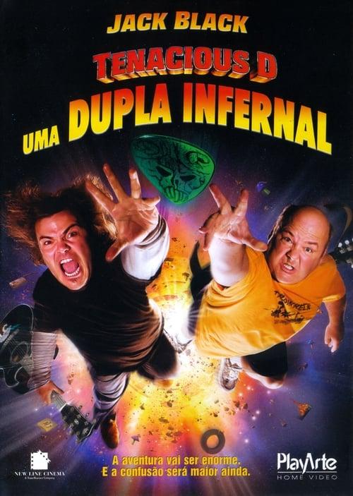 Assistir Tenacious D: Uma Dupla Infernal - HD 480p Dublado Online Grátis HD