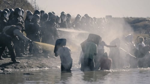 Was ist Akicita: The Battle of Standing Rock