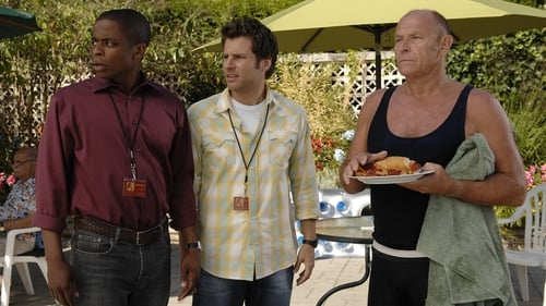 Psych: Season 2 – Episode The Old and the Restless