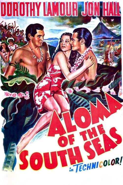 Filme Aloma of the South Seas Online Grátis