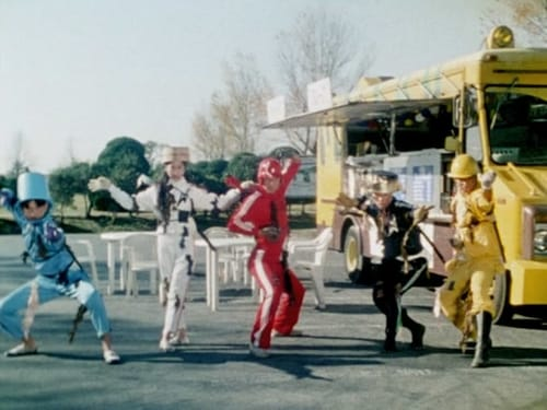 Super Sentai: Ninja Sentai Kakuranger – Episod Sudden Poverty!!