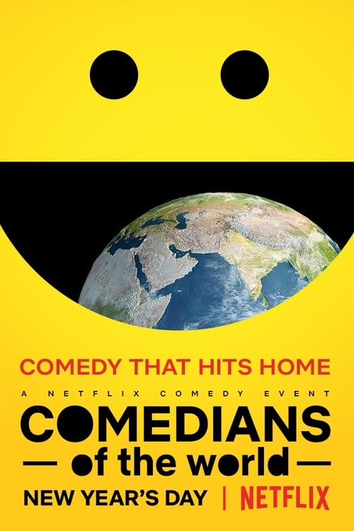 Banner of COMEDIANS of the world