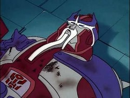 The Transformers: Season 2 – Episod The Key to Vector Sigma (1)