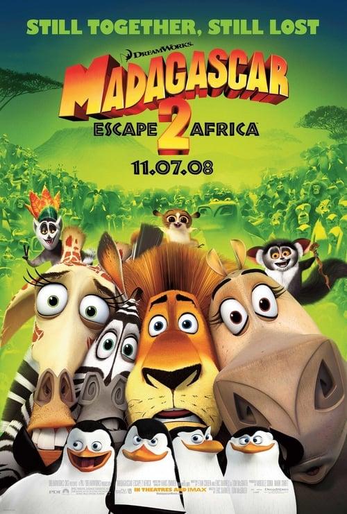 Watch Madagascar: Escape 2 Africa