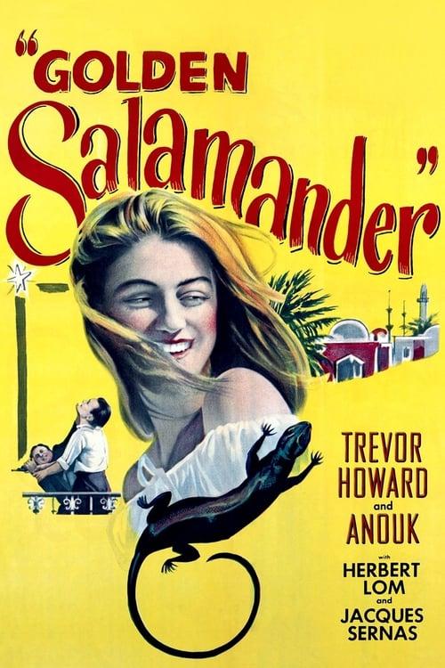 La salamandra d'oro