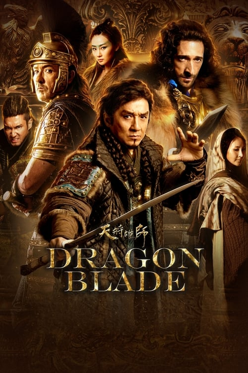 The poster of Dragon Blade