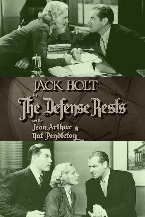 Film The Defense Rests Plein Écran Doublé Gratuit en Ligne 4K HD