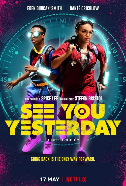 See You Yesterday HD Full Movie Online